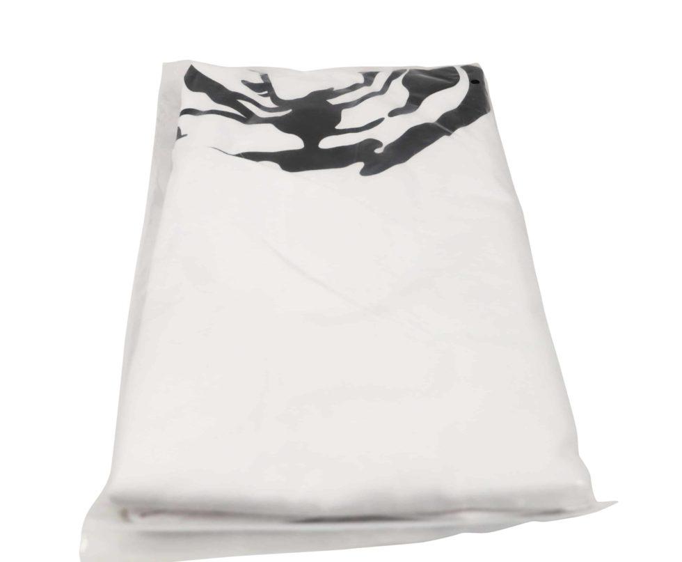 Lot #7173 – Billionaire Boys Club Split Helmet T-Shirt XXL White Rarities Billionaire Boys Club