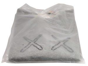 Lot #5747 – KAWS x Sesame Street Sweatshirt Gray XXL Various KAWS