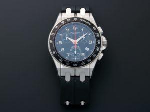 Lot #9080 – Pequignet Moorea Chronograph Watch 4301443/30 Pequignet Pequignet 4301443/30