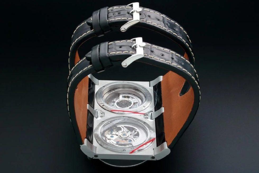 Lot #4826 – Chronoswiss Wristmaster Watch CH2703 Chronoswiss Chronoswiss CH2703