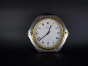 Large Ebel Dealer Display Wall Clock - Baer & Bosch Auctioneers