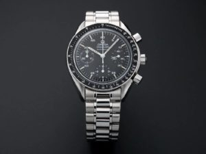 Lot #4896 – Omega Speedmaster Reduced Chronograph Watch #175.0032 Omega Omega 175.0032