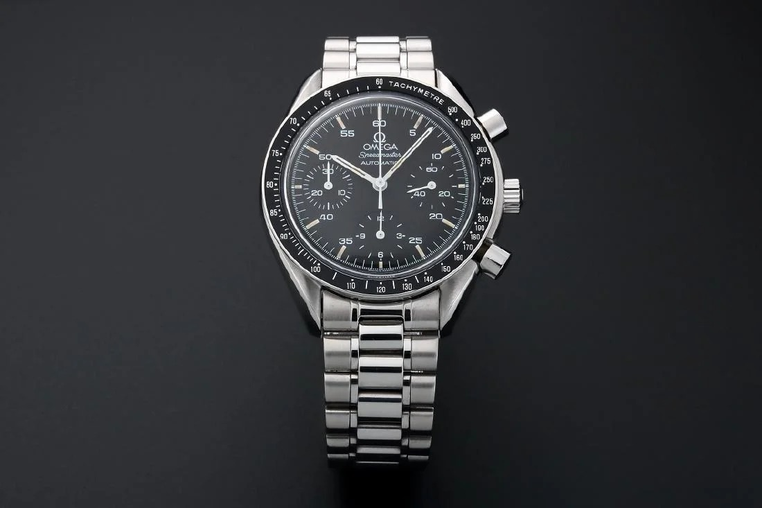 Omega Speedmaster Reduced Chronograph Watch #175.0032 – Baer & Bosch Auctioneers