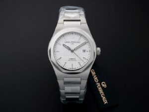 Lot #4902 – Anniversary Girard Perregaux Heritage Laureato Watch Watches [tag]