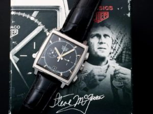 Lot #4848 – Limited Heuer Monaco Chronograph Watch #CS2110 Watches [tag]
