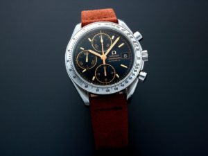 Lot #5631- Omega Speedmaster Special Edition Date Watch 3513.54 Omega Omega Chronograph