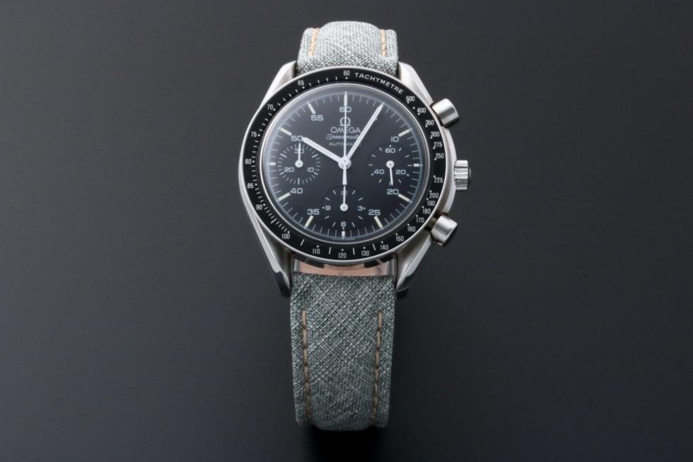 Lot #5633 – Omega Speedmaster Racing Automatic Watch 3510.50 Omega Omega 3510.50