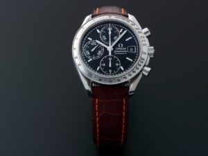 Lot #7749 – Omega Speedmaster Date Watch 3513.50 Omega Omega 3513.56.00
