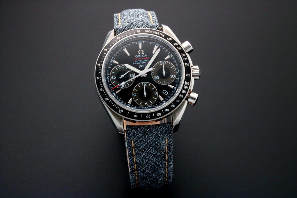 Lot #5648 – Omega Speedmaster Limited Edition Date 1957 Watch 323.30.40.40.01.001 Omega Omega 1957