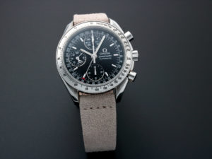 Lot #5651 – Special Edition Omega Speedmaster Triple Calendar Watch 3523.50.00 Omega Omega