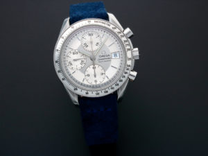 Lot #5652 – Omega Speedmaster Date Watch 3513.30 Omega Omega 3513.30.00
