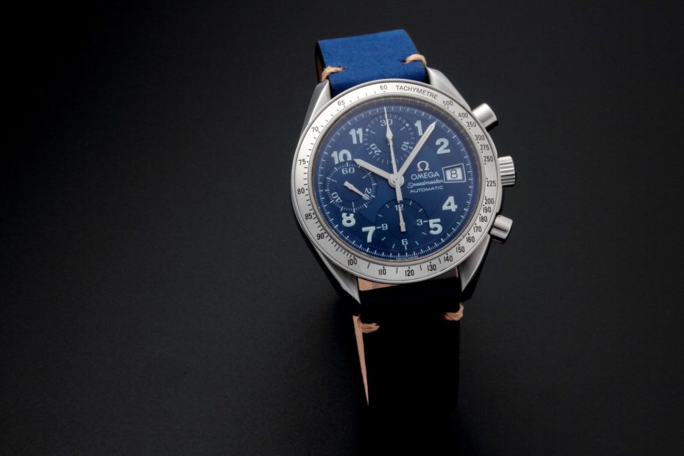 Lot #5655 – Omega Speedmaster Special Edition Date Watch 3513.82 Omega Omega 3513.82