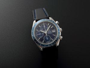 Lot #5661 – Omega Speedmaster Date Chronograph Watch 3212.80 Omega Omega 3210.50.00