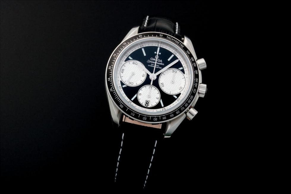 Lot #5664 – Omega Speedmaster Racing Co‑Axial Watch 326.30.40.50.01.002 Omega Omega 326.30.40.50.01.001