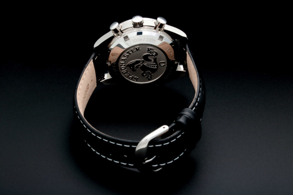 Lot #7736 – Omega Speedmaster Racing Co‑Axial Watch 326.30.40.50.01.002 Omega Omega 326.30.40.50.01.001