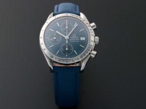 Lot #5675 – Omega Speedmaster Date Watch 3511.80 Omega Omega 3513.56.00