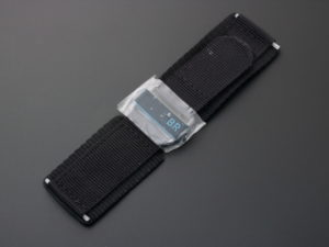 Lot #4947A – Bell & Ross Canvas Watch Strap 24MM with PVD Buckle Bell & Ross Bell & Ross Canvas Strap