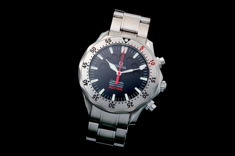 Omega Seamaster Professional Jacques Mayol Apnea Watch 2595.50 – Baer & Bosch Auctioneers