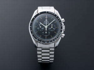 Lot #9252A – Omega Speedmaster Professional Moon Watch 145.022 ST 71 Moon Chronograph