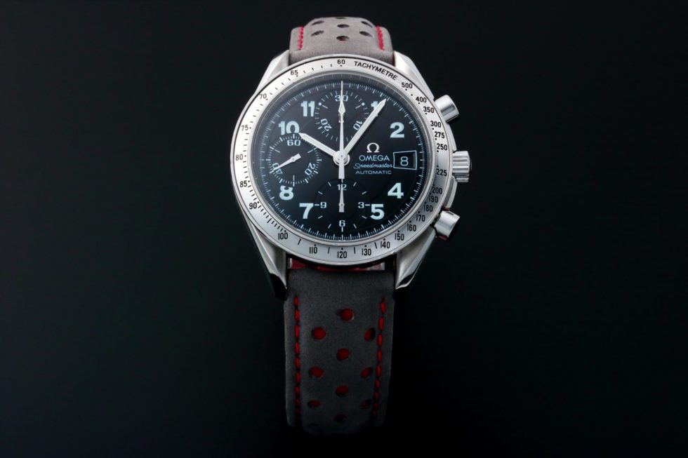 Lot #5630 – Omega Speedmaster Special Edition Date Watch 3513.52 Omega Omega Chronograph