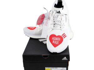Lot #7099 – Human Made x Pharrell Williams x Adidas Shoes Size 10 Various Human Made Shoes