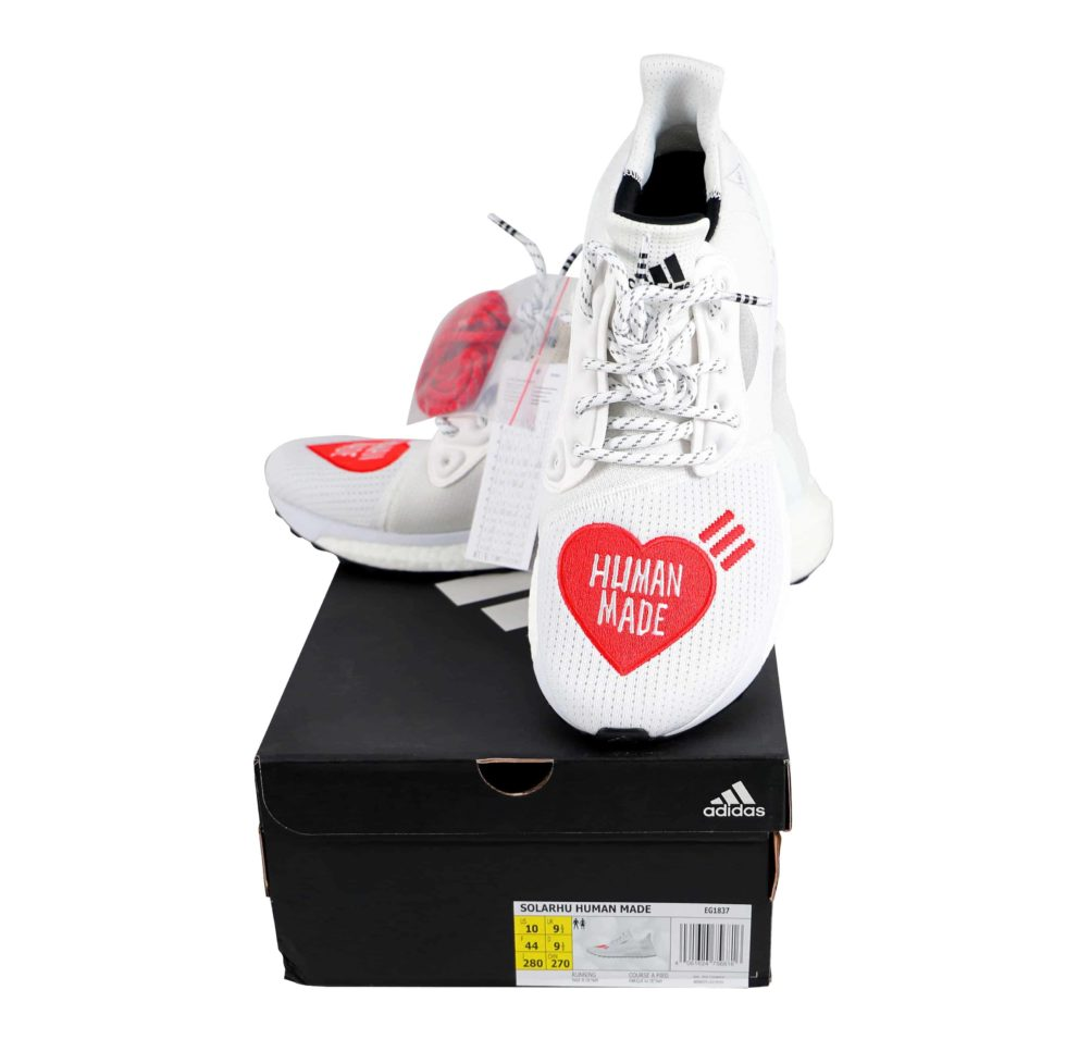 Lot #5177A – Human Made x Pharrell Williams x Adidas Shoes Size 10 Various Human Made Shoes