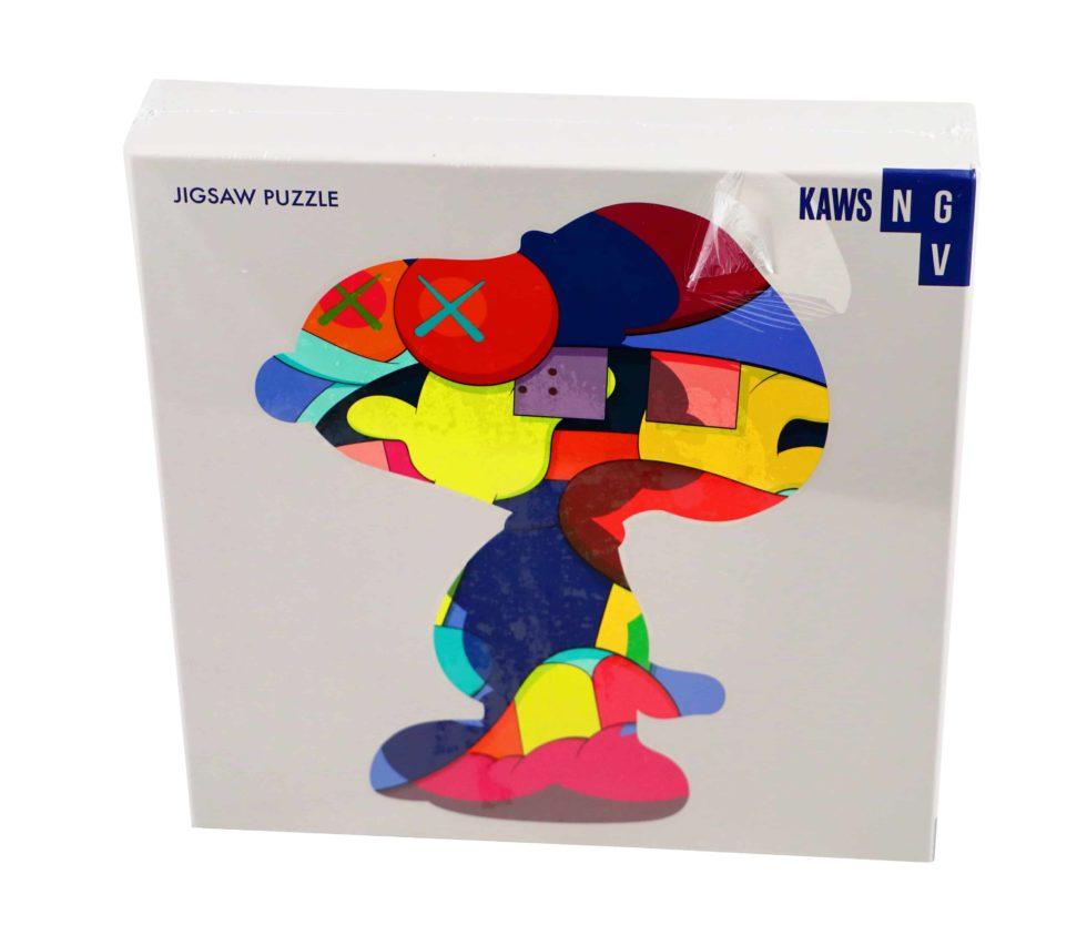Lot #5180A – KAWS No One's Home 1000 Piece Art Puzzle Art Toys KAWS