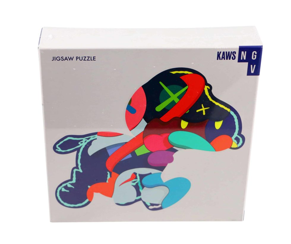 5194a Kaws Stay Steady Puzzle 1000 Pieces