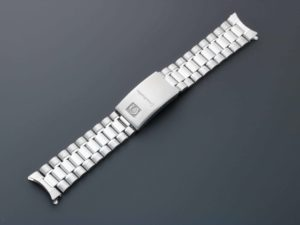 Lot #5692 – Omega Speedmaster Watch Bracelet 18MM 1469/811 Hollow Endpieces Omega Hollow End Pieces