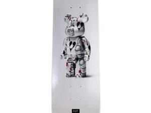 Lot #5903 – Phil Frost Bearbrick Skateboard Skate Deck Skateboard Decks Phil Frost