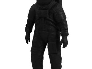 Lot #7342 – Moonman Astronaut Billionaire Boys Club Sculpture Art Toys BBC