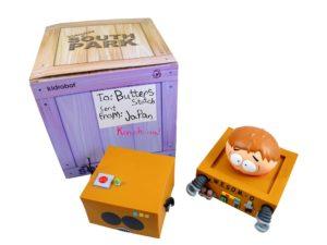 Lot #7461 – South Park Eric Cartman AWESOMO Kidrobot Vinyl Figure Art Toys Kidrobot AWESOMO