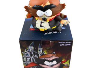 Lot #7436 – South Park Eric Cartman The Coon Kidrobot Vinyl Figure Art Toys [tag]