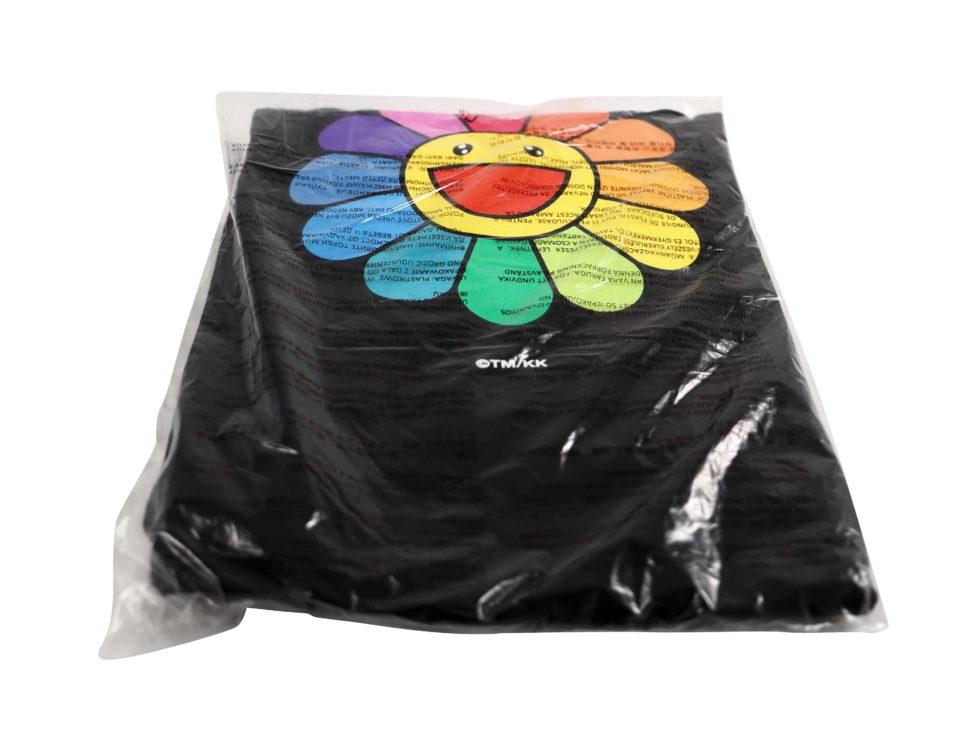 Lot #8800 – Takashi Murakami Flower Long Beach Tee Shirt XL Various [tag]