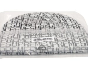 Lot #9315 – Supreme Digital Beanie White Various [tag]