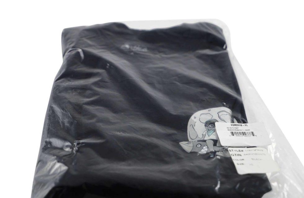 Lot #7152 – Hebru Brantley Flyboy Monochromatic T-Shirt XL Various [tag]