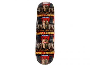 Lot #7248 – Supreme Capone N Noreaga War Report Skateboard Deck Skateboard Decks [tag]