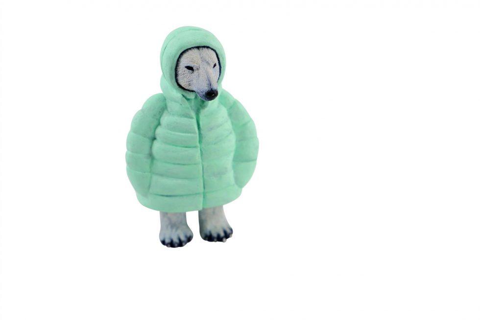 Lot #8780 – Steve Ferrera Parka Polar Bear Mint Art Toys [tag]