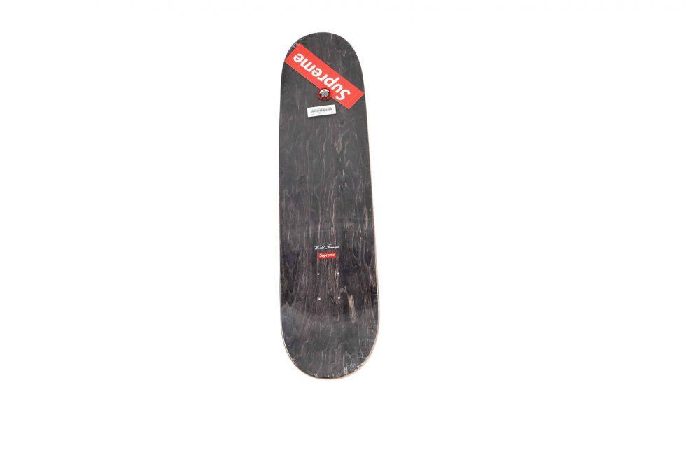 Lot #9797 – Supreme Leda and the Swan Skateboard Skate Deck Skateboard Decks [tag]