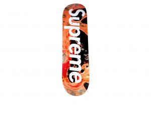 Lot #9704 – Andres Serrano x Supreme Blood & Semen Skateboard Skate Deck Skateboard Decks [tag]