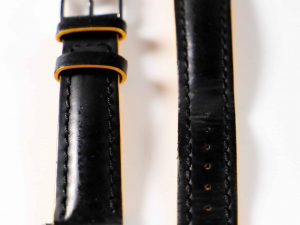Lot #6282 – Breitling Superocean 20MM Leather Strap with Breitling Tang Buckle Breitling [tag]