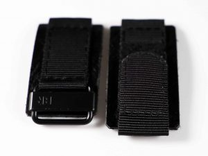 Lot #6288 – Bell & Ross 24MM Canvas Strap with Black PVD BR Buckle Bell & Ross Bell & Ross Watch Parts