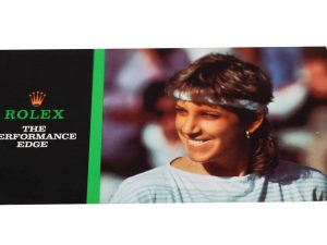 Lot #6367A – Rolex Datejust & Rolex Date Brochure Ephemera Ephemera Rolex Brochure