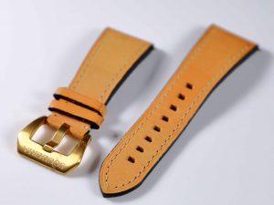 Lot #6308 – CT Scuderia Leather Strap with Scuderia Tang Buckle CT Scuderia [tag]