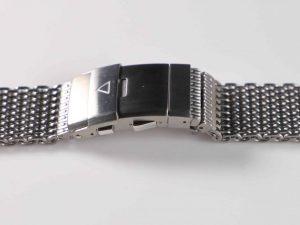 Lot #6331 – Alpina Regatta 22MM Mesh Watch Bracelet AL-880LSV6 Alpina Alpina Regatta Mesh Bracelet