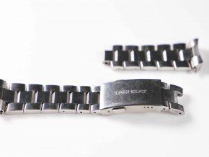 Lot #6359 – Tag Heuer Aquaracer 21MM Watch Bracelet FAA039 3135 Parts Tag Heuer Tag Heuer Aquaracer Band
