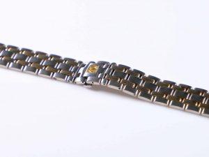 Lot #6369 – Omega Seamaster Tutone Watch Bracelet 1501/823 Omega Omega 1501/823