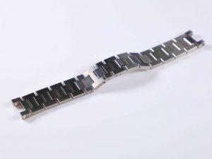 Lot #6371 – Cartier Pasha C Chronograph 18MM Watch Bracelet Cartier Cartier Watch Parts
