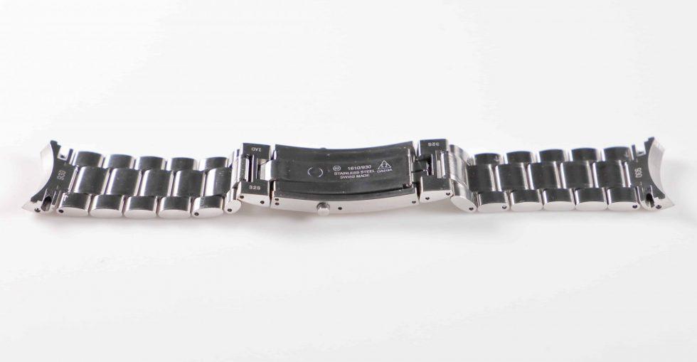 Lot #7798 – Omega Seamaster Professional 1610/930 Watch Bracelet 020ST1610930 20MM Omega Omega 020ST1610930