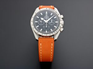 Lot #8943 – Omega Speedmaster Broad Arrow Chronograph Watch 3551.50 3551.50 Omega 3551.50